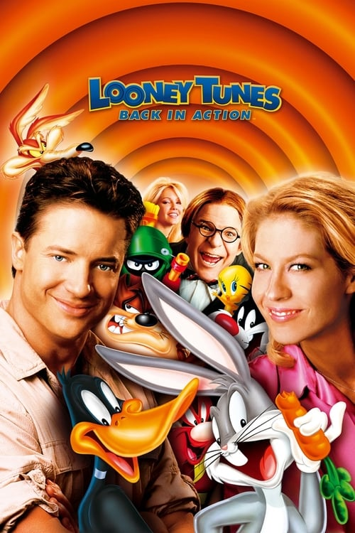 Looney Tunes: Back in Action - Poster