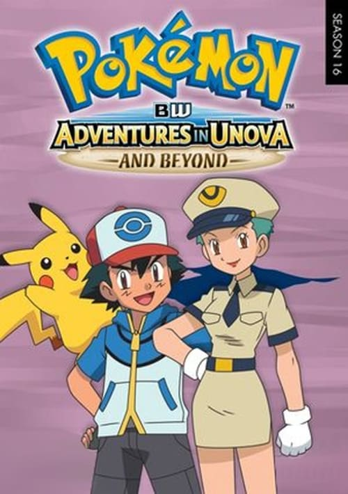 Pokémon: Black & White: Adventures in Unova