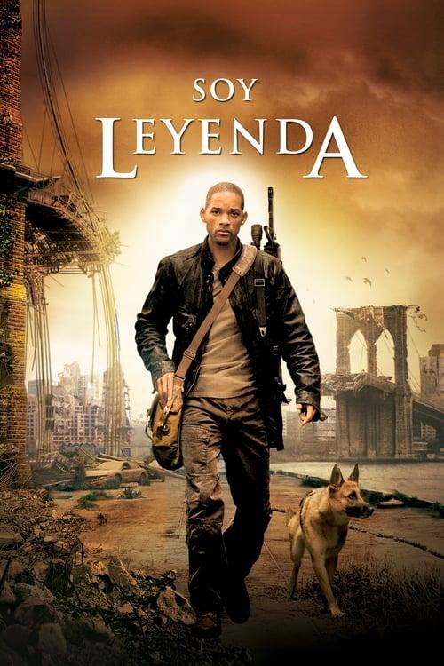 Mira La Película Soy leyenda En Buena Calidad Hd 720p
