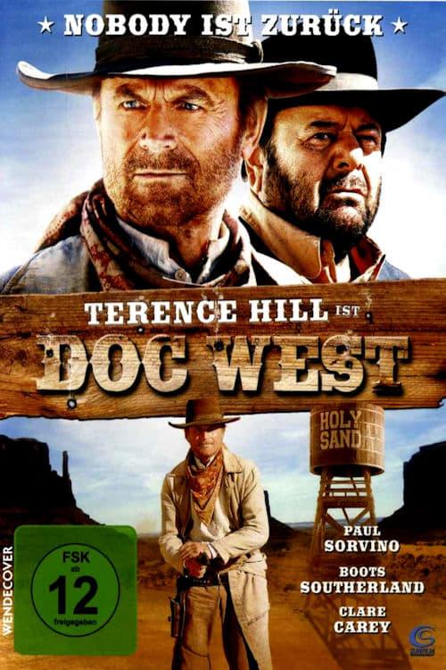 Poster von Doc West - Nobody ist zurück