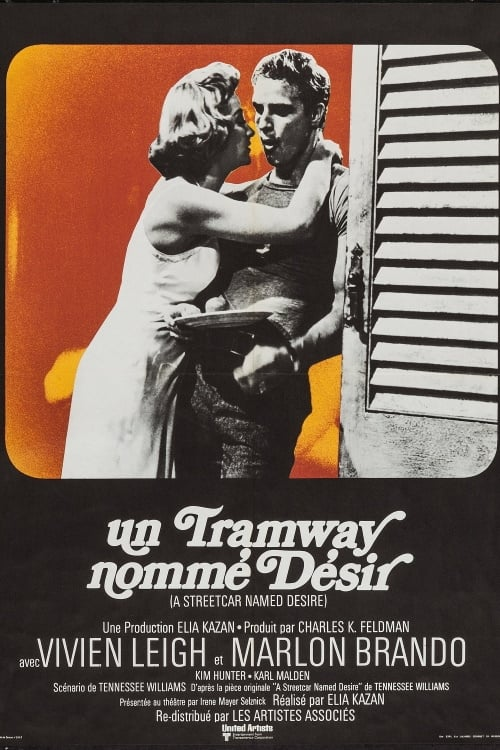 Regarder Un tramway nommé désir (1951) Streaming HD FR