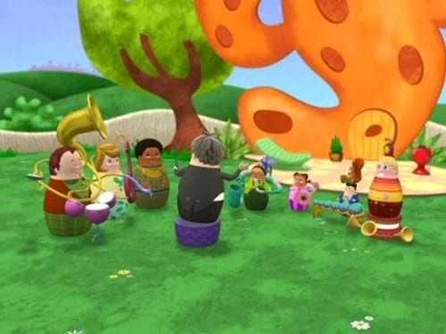 Higglytown Heroes: Season 1 – Episod Say What? / Higgly Harmonies