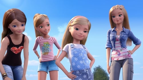 Subtitles Barbie & Her Sisters in the Great Puppy Adventure (2015) in English Free Download | 720p BrRip x264
