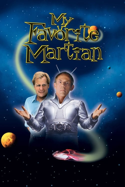 My Favorite Martian film en streaming