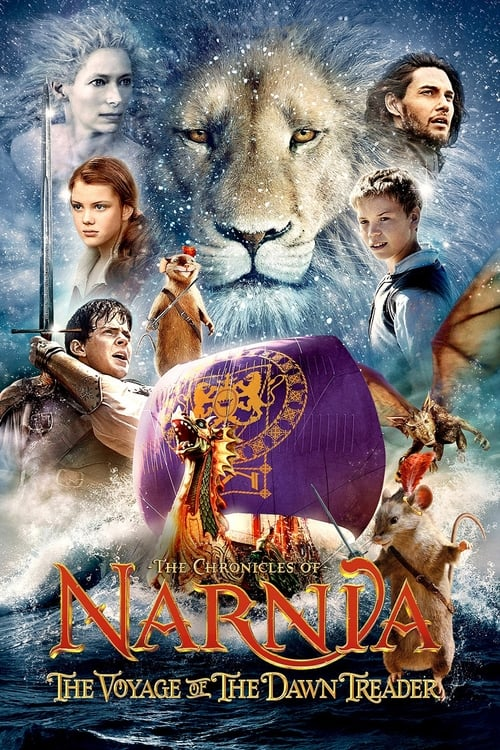 Streaming The Chronicles of Narnia: The Voyage of the Dawn Treader (2010) Movie Free Online