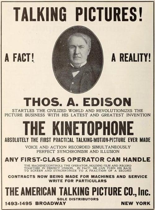 The Edison Kinetophone (1913)