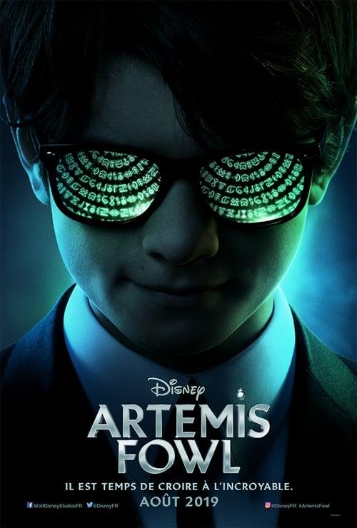 Regarder ஜ Artemis Fowl Film en Streaming VF