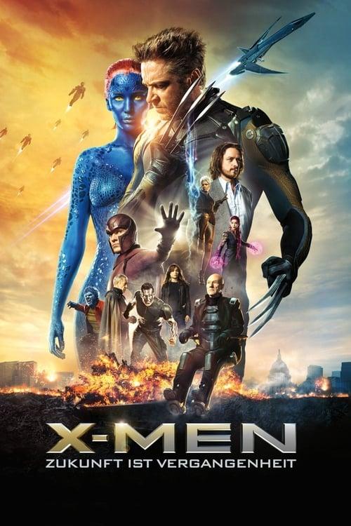 X-Men: Zukunft ist Vergangenheit - Action / 2014 / ab 12 Jahre