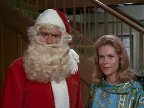 Bewitched: Season 4 – Episode Humbug Not to Be Spoken Here