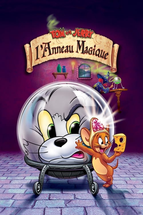 Visualiser Tom et Jerry - L'Anneau magique (2002) streaming Amazon Prime Video