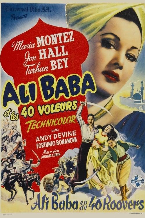 Film Ali Baba et les Quarante Voleurs Gratuit En Français