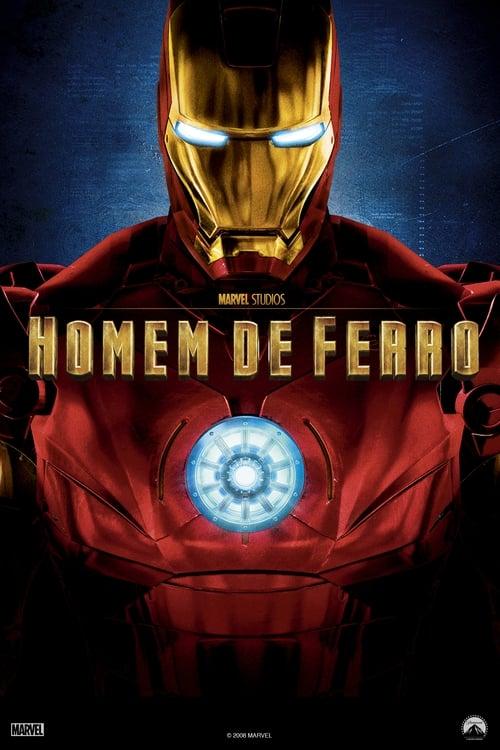 Assistir Homem de Ferro: 1 - HD 720p Dublado Online Grátis HD