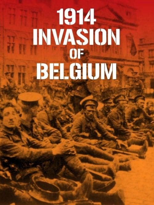 1914 Invasion of Belgium