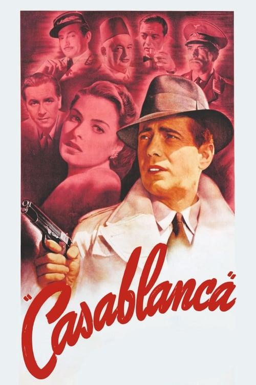 Assistir Casablanca - HD 720p Dublado Online Grátis HD