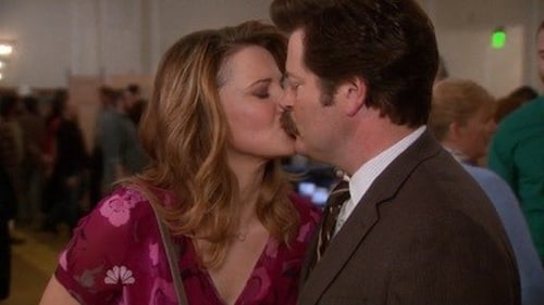 Parks and Recreation - Season 5 - Episode 9: Ron and Diane