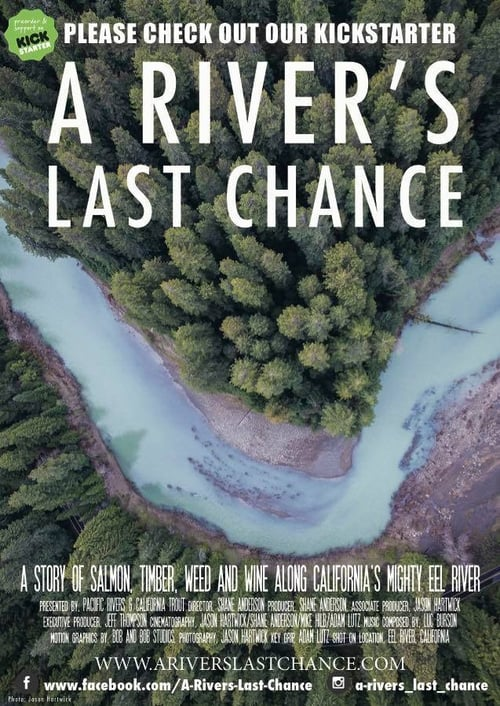 Looking A River's Last Chance