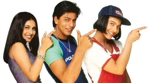 Kuch Kuch Hota Hai (Algo sucede en mi corazón) (1998)