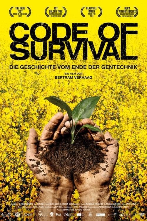 Poster von Code of Survival