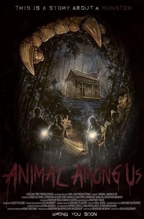 Animal Among Us Poster