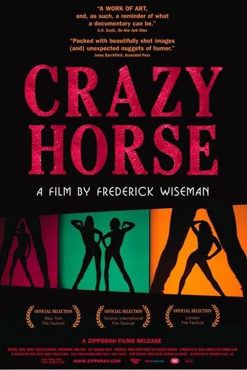 Crazy Horse (2011) Poster