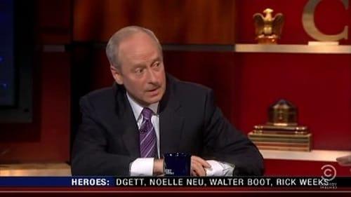 The Colbert Report: Season 7 – Episod Michael Sandel