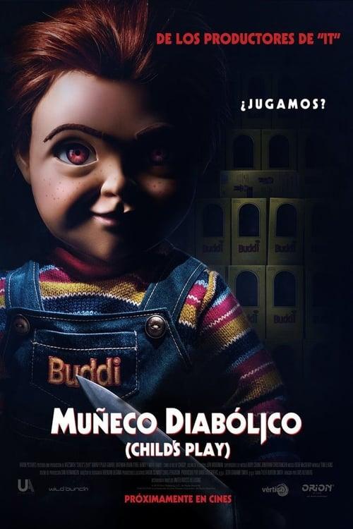 Imagen Muñeco Diabólico 2019