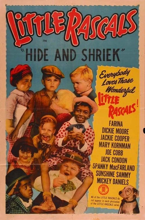 Hide and Shriek (1938)