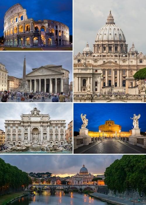 Rome, the Eternal City (1951)