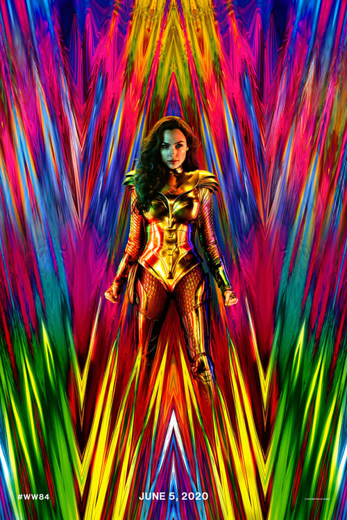 Ver Wonder Woman 1984 Gratis
