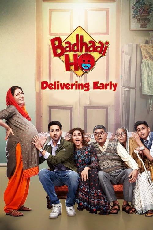 Watch Badhaai Ho (2018) Movie Free Online