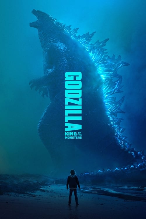 Godzilla KOM Movie Poster