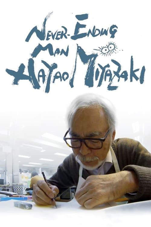 Film L'homme qui n'en finit jamais : Hayao Miyazaki Doublé En Français