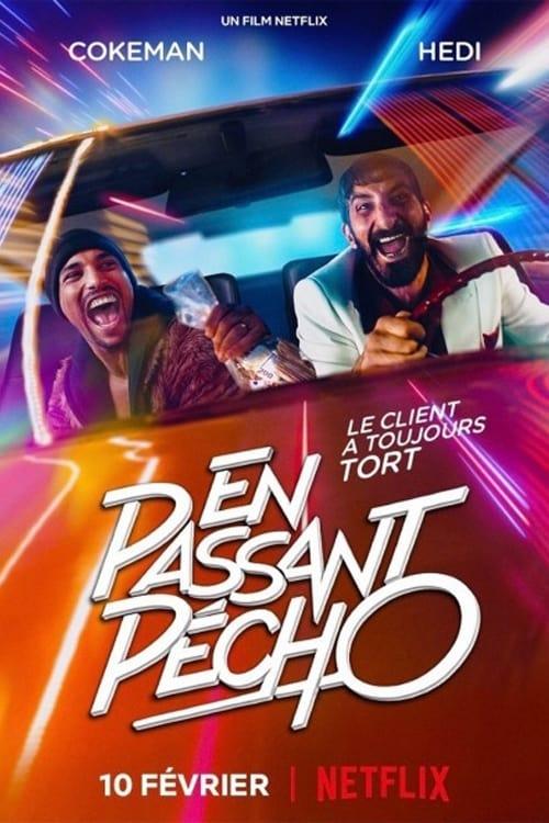 Poster von En passant pécho – Zwei Dealer in Paris