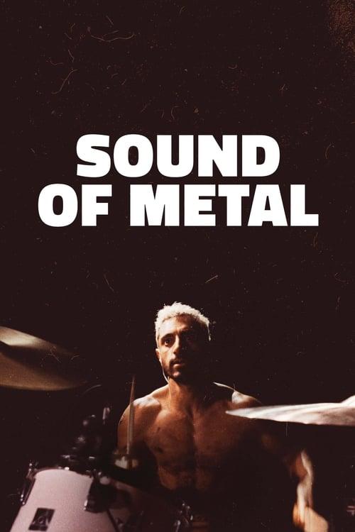 Grootschalige poster van Sound of Metal