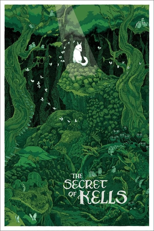 Download The Secret of Kells (2009) Movie Free Online