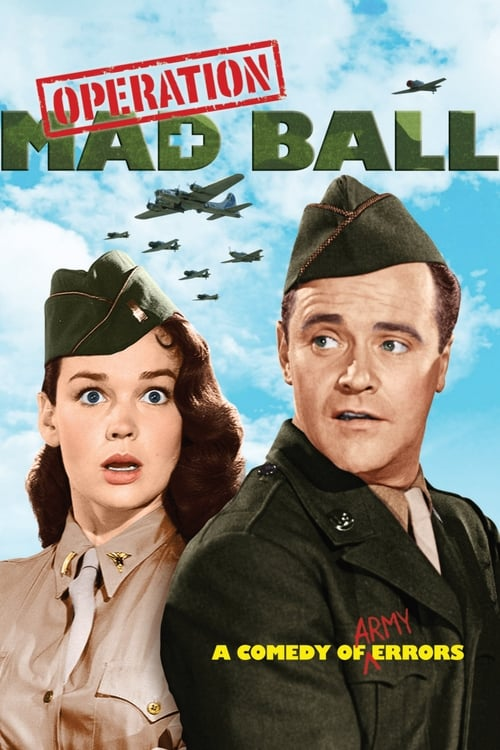 Largescale poster for Operation Mad Ball