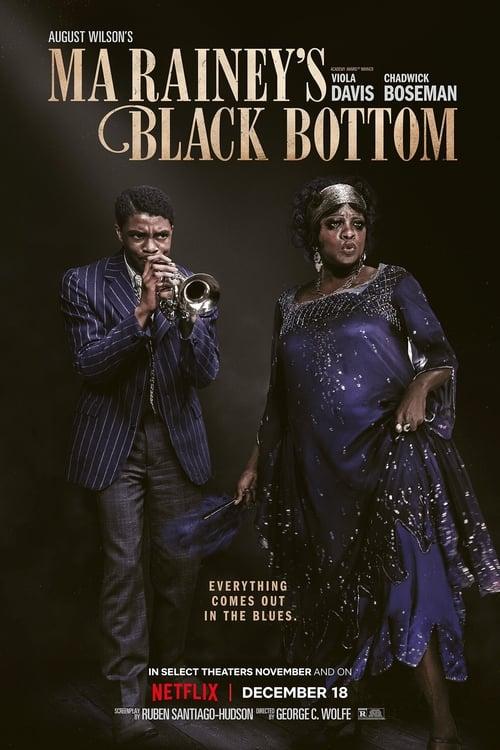 Ma Rainey's Black Bottom English Full Movie Download