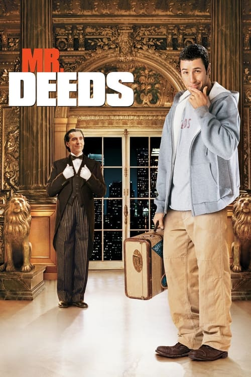 Mr. Deeds film en streaming
