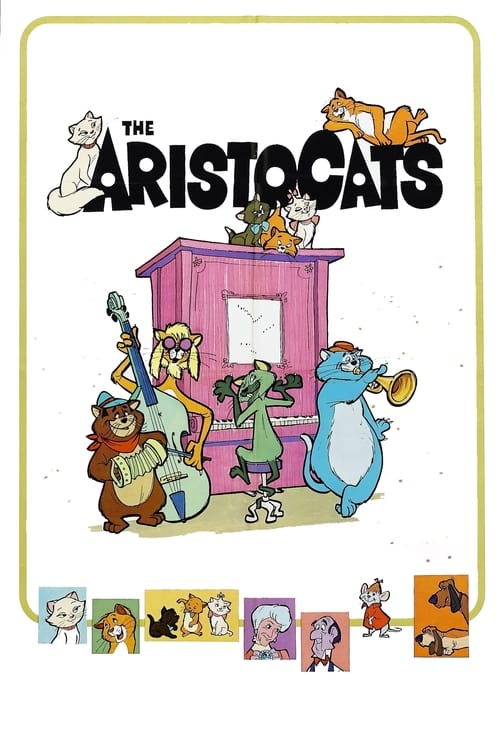 Watch The Aristocats (1970) Best Quality Movie