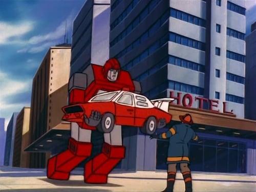 The Transformers: Season 2 – Episod Auto Berserk
