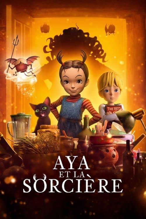★ Aya et la sorcière (2021) streaming film en français
