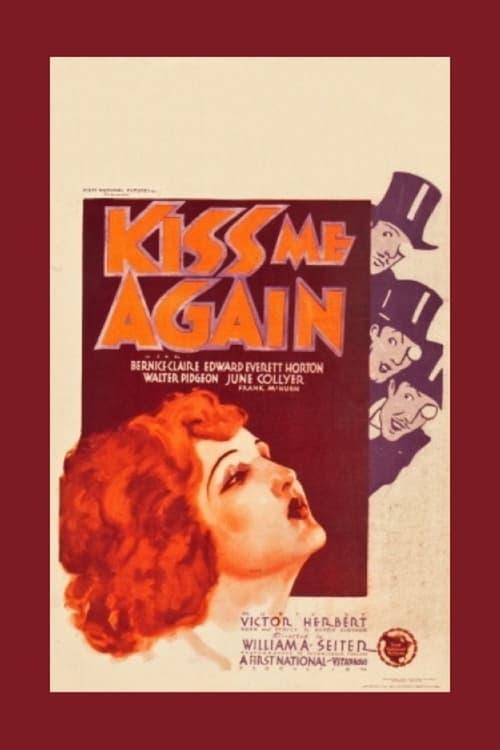 Kiss Me Again (1931)