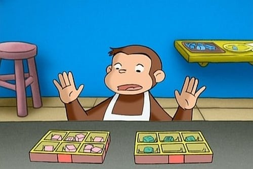 Curious George: Season 1 – Episod Candy Counter