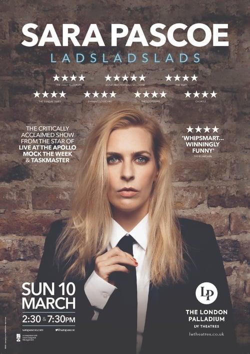 Mira La Película Sara Pascoe Live: LadsLadsLads En Buena Calidad Hd 1080p