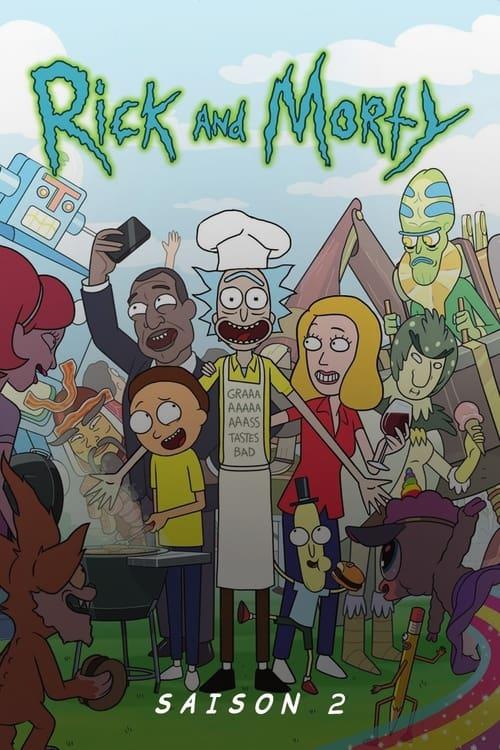 Les Sous-titres Rick et Morty Saison 2 dans Français Téléchargement Gratuit