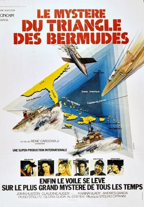 Ver pelicula Secrets of the Bermuda Triangle Online