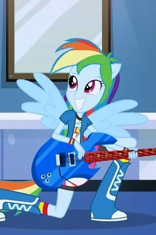 Guitar Centered: My Little Pony Equestria Girls (1970)