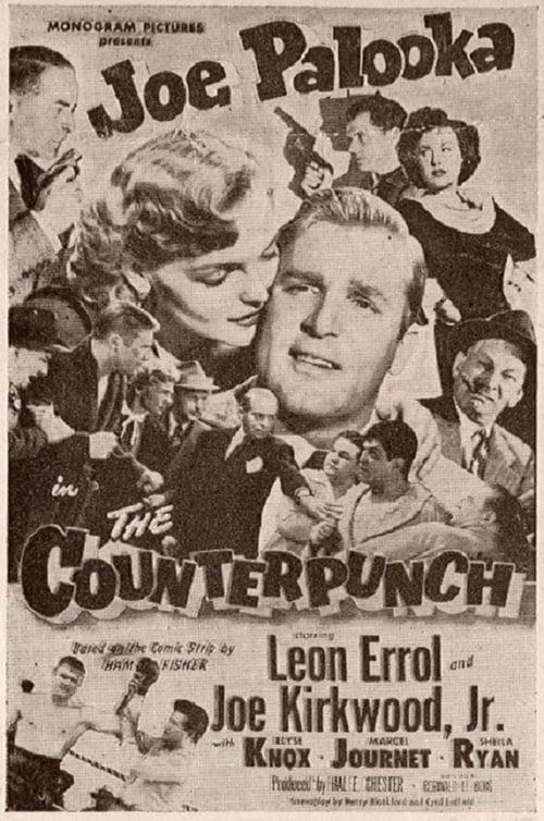 Filme Joe Palooka in the Counterpunch Grátis