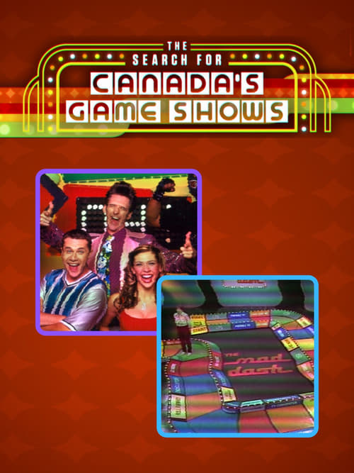 The Search For Canada's Game Shows