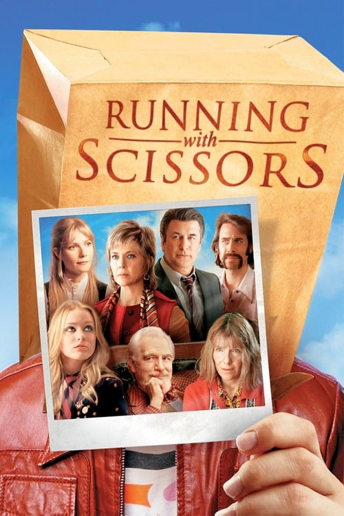 Running with Scissors - Poster